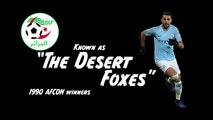 Feature: Algeria AFCON team profile