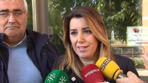 "Susana Díaz sobre Távora: ""Hemos perdido a un genio"""