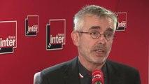 Yves Veyrier répond aux questions de Léa Salamé