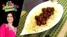 Cocktail Meatballs Recipe by Chef Zarnak Sidhwa 17 June 2019