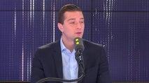 """Municipales 2020 : """"On a vocation à parler à un électorat de droite laissé orphelin"""", explique Jordan Bardella"""
