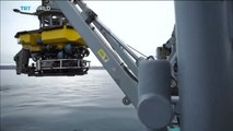 Graban un documental marino y se encuentran un submarino de la Segunda Guerra Mundial en Turquía