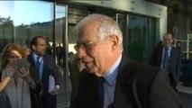"""Borrell dice que """"nadie ha hablado de modificar"""" las sanciones de la UE sobre Venezuela"""
