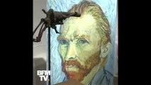 """Le """"revolver de Van Gogh"""" mis aux enchères à Paris"""