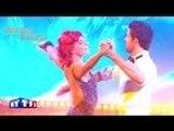 Une valse pour Miguel Ángel Muñoz et Fauve Hautot sur « Hero » (Mariah Carey) sa chanson inavouable