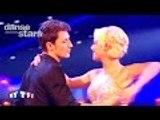Une Valse pour Brian Joubert et Katrina Patchett sur « Laisse-moi t'aimer  » (Mike Brant) sa chanson inavouable