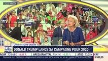 Donald Trump lance sa campagne pour 2020 - 19/06