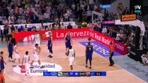 La victoire miraculeuse du Real Madrid face au Barça en finale du championnat d'Espagne de basket