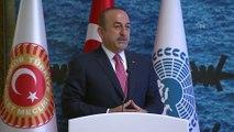 Çavuşoğlu: 'DAEŞ terör örgütü bizim dinimiz İslamı suistimal etti diye o terör örgütünü desteklememiz mümkün mü' - ANKARA