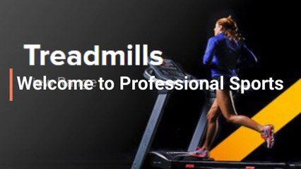 Treadmill Online Purchase