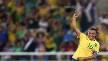 Marta fait tomber le record de buts en Coupe du Monde