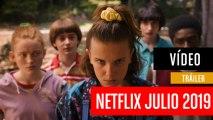 Estrenos de Netflix en julio de 2019