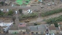 El operativo de busqueda de Sant Llorenç se centra en el niño de 5 años que sigue desaparecido