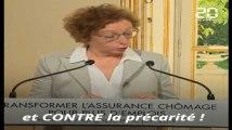 «Pour la précarité»... Le lapsus embarrassant de Muriel Pénicaud sur la réforme de l'assurance-chômage