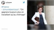 L'embarrassant lapsus de Muriel Pénicaud