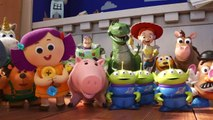 The Stars Behind the Voices of Toy Story