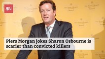 Piers Morgan Is Going To Meet A Convicted Killer