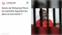 Égypte. Le pouvoir accuse l'ONU de vouloir «politiser» la mort de Mohamed Morsi