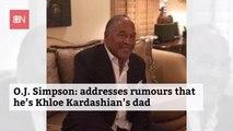 The False Rumors Regarding O.J. Simpson And Khloe Kardashian