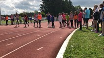 Les collégiens de l'Orne à la Journée Olympique UNSS
