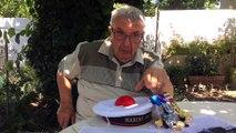 Saint-Julien-de-Cassagnas : Jean-Marie Chouleur invité à l'Hôtel des Invalides