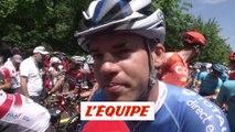 Calmejane «Une belle étape pour moi» - Cyclisme - Tour de Suisse - 5e