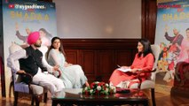 Diljit Dosanjh And Neeru Bajwa's Laugh Riot   When Diljit Dosanjh Met Justin Bieber   Shadaa