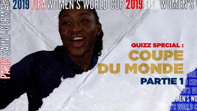 Le quizz de la Coupe du Monde féminine - Part 1