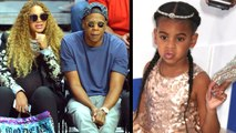 Beyonce & Jay-Z Are Nurturing Blue Ivy's Talent, As She Was Born To Perform