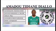 AMADOU TIDIANE DIALLO●II Best Skills & Passes II●RED STARS(DR CONGO)