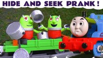 Hide and Seek Pranks with Thomas and Friends and the Funny Funlings with help from Paw Patrol in this family friendly full episode english story for kids