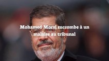 Mohamed Morsi succombe à un malaise au tribunal