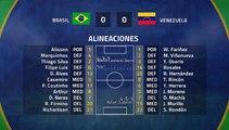 Resumen partido entre Brasil y Venezuela Jornada 2 Copa América