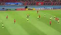 Shanghai SIPG (Chn) 1 -1  Jeonbuk (Kor) 19/06/2019 Wang Shenchao (Yu Hai), Shanghai SIPG Super Amazing Goal 39 ' HD Full Screen ASIA: AFC Champions League - Play Offs - 1/8-finals .