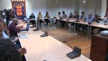 Asamblea de Podemos Madrid tras la dimisión de Lorena Ruiz-Huerta