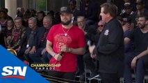 Fred VanVleet Wants Raptors Fans To Enjoy This NBA Championship