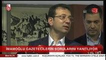 Ekrem İmamoğlu'ndan Erdoğan'ın skandal sözlerine jet yanıt!