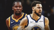Warriors Offer Full Max Klay Durant Luxury Tax Cheese- 2019 NBA Free Agency