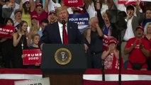 Usa, Trump lancia la sua ricandidatura  Nessuno grande come me
