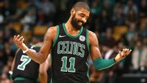 Kyrie Irving Fires Agent- Nets Seem Favorite- 2019 NBA Free Agency