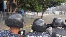 Enfrentamientos y protestas en Venezuela