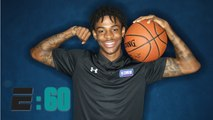 How a bag of chips and a tractor tire helped Ja Morant become an NBA lottery lock - E:60
