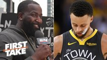 Kendrick Perkins' criticism of Steph Curry in big moments is money - Max Kellerman - First Take