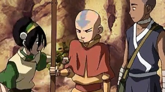 Avatar The Last Airbender S02E12-E13 The Serpent's Pass & The Drill