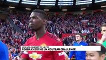 Pogba cherche un nouveau challenge