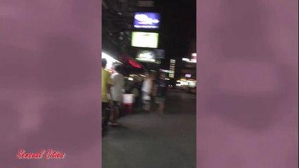 2019 Bangkok (1): Walkabout video of Bangkok's Sukhumvit area around Nana Plaza - Travel video of the naughty Cities