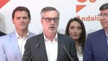 Nuevo candidato de Ciudadanos a la presidencia de Andalucía