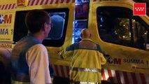 Herida grave una joven de 26 años tras ser atropellada en la localidad madrileña de Leganés