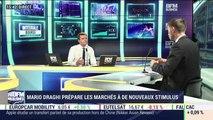 Les tendances sur les marchés: Mario Draghi prépare les places financières à de nouveaux stimulus - 19/06