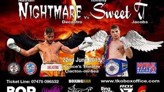British & Irish Boxing Authority (BIBA)  - Live June 22nd